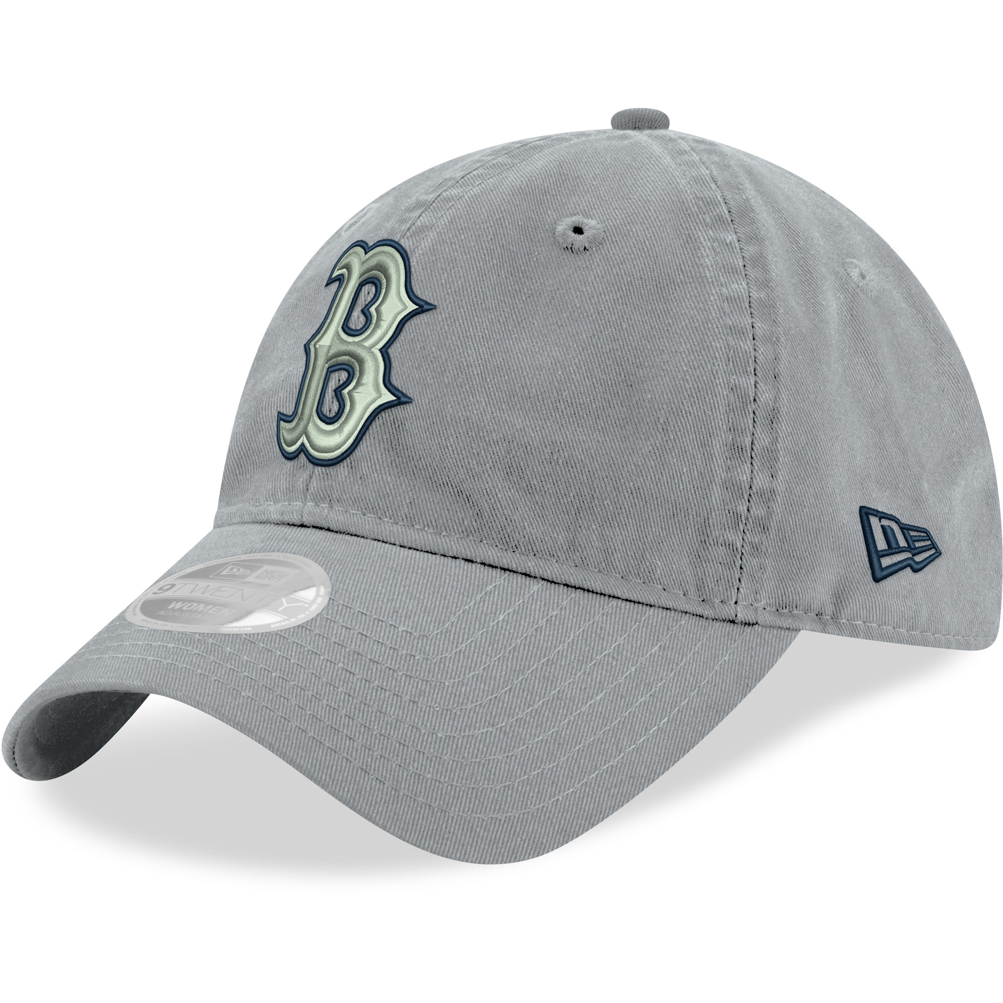 sneakers for cheap 41872 a2b7d ... shopping boston red sox new era womens swift 9twenty adjustable hat  gray a2a89 8c647