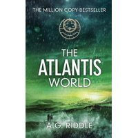The Atlantis World (the Origin Mystery, Book 3) (Hardcover)
