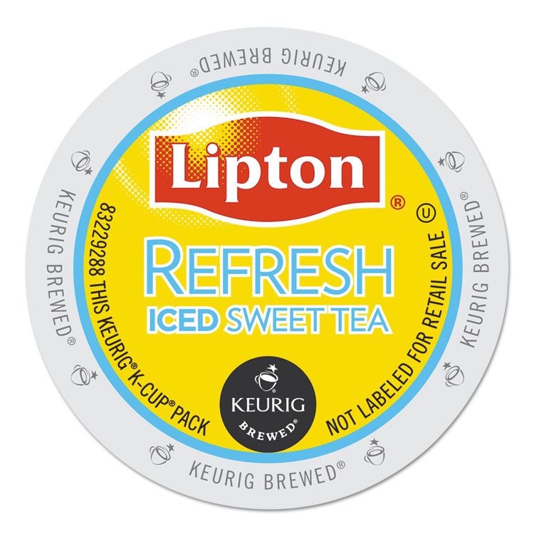 Lipton Refresh Iced Sweet Tea K-Cups -GMT6878