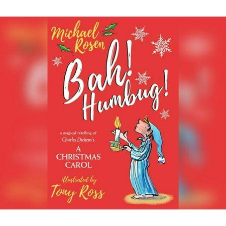 Bah! Humbug!: A Magical Retelling of Charles Dickens' a Christmas Carol (Audiobook) - Bah Humbug Halloween