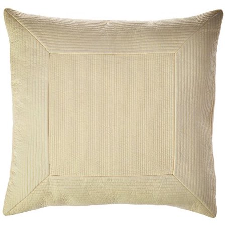 Tommy Bahama Quilted Sham, European King, Ivory - image 1 de 1