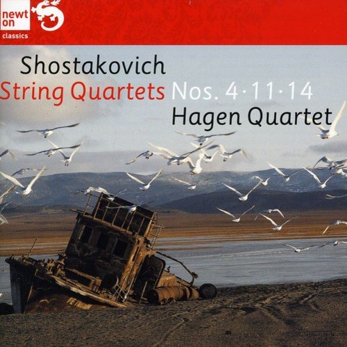 String Quartets 4 11 & 14