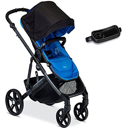 Britax B-Ready Stroller With Tray (Capri)
