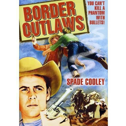 Border Outlaws (1950) (Full Frame)