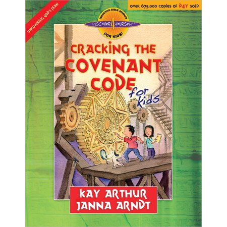 Cracking the Covenant Code for Kids - The Cute Kid Promo Code