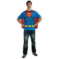 Superman Adult Halloween Costume L