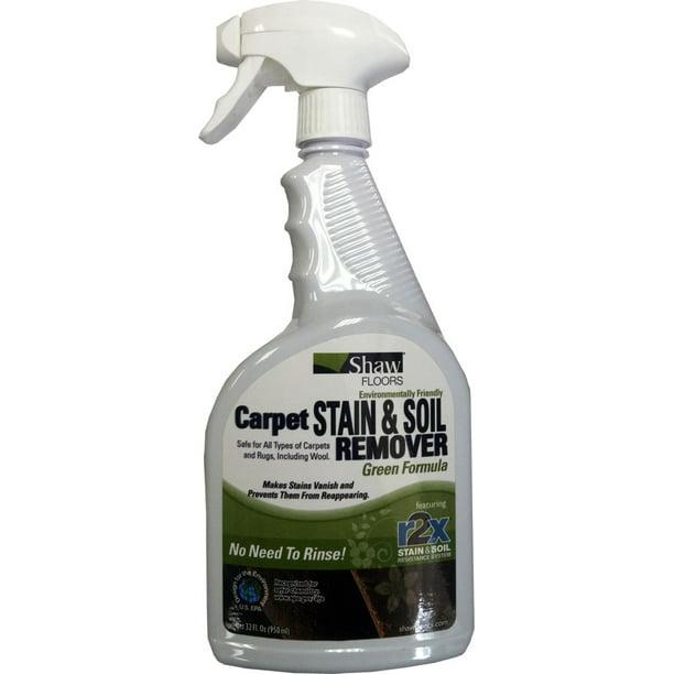 Shaw R2x Green Formula Carpet Amp Rug Stain Amp Soil Remover
