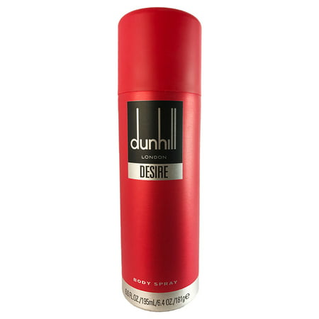- Dunhill Desire Red Body for Men 6.4 oz