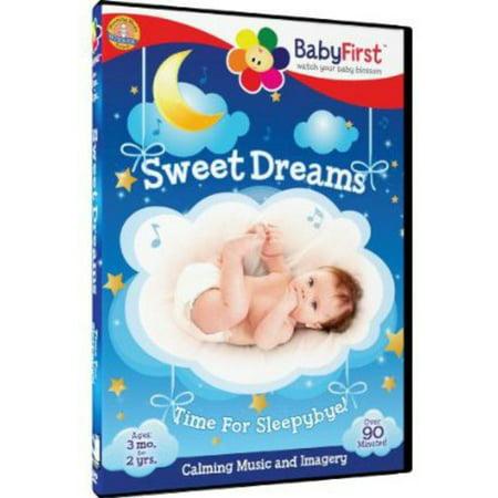 BabyFirst: Sweet Dreams: Time for Sleepybye! (DVD)