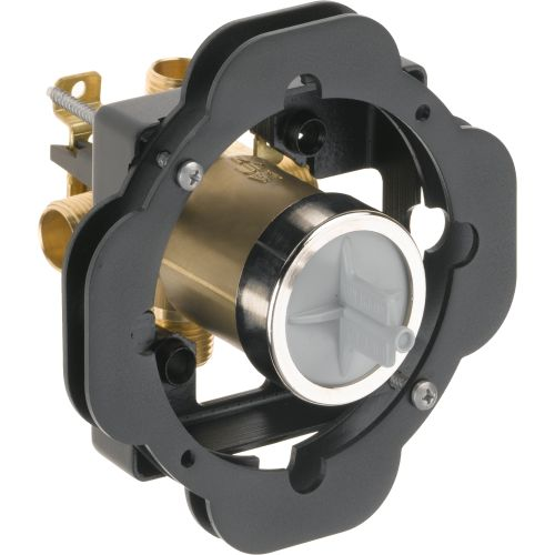 Delta R10000-UNBXT Universal Mixing Rough-In Valve with T...