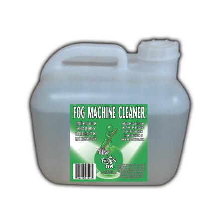 Halloween 2 Froggy (Fog Machine Cleaner - Froggys Fully Clean - 2.5)