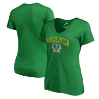 Oakland Athletics Fanatics Branded Women's Cooperstown Collection Wahconah T-Shirt - Kelly Green