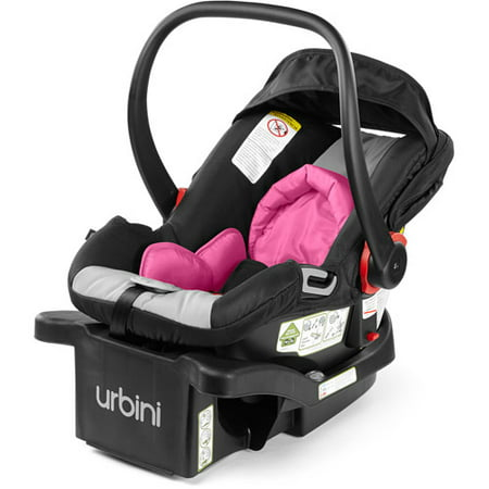 urbini petal infant car seat pink. Black Bedroom Furniture Sets. Home Design Ideas