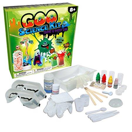 Goo Science Kit: Slime + Putty