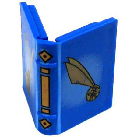 LEGO Harry Potter Loose Quidditch Book Loose Accessory [Blue] ()