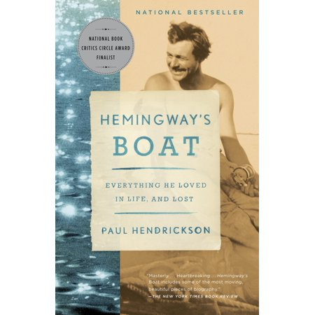 Hemingway's Boat : Everything He Loved in Life, and Lost - Love Boat Bartender
