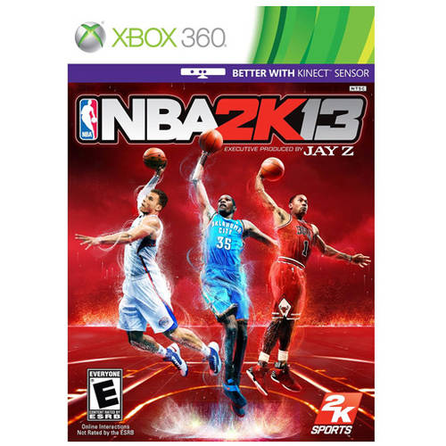 NBA 2k13 (Xbox 360) - Pre-Owned