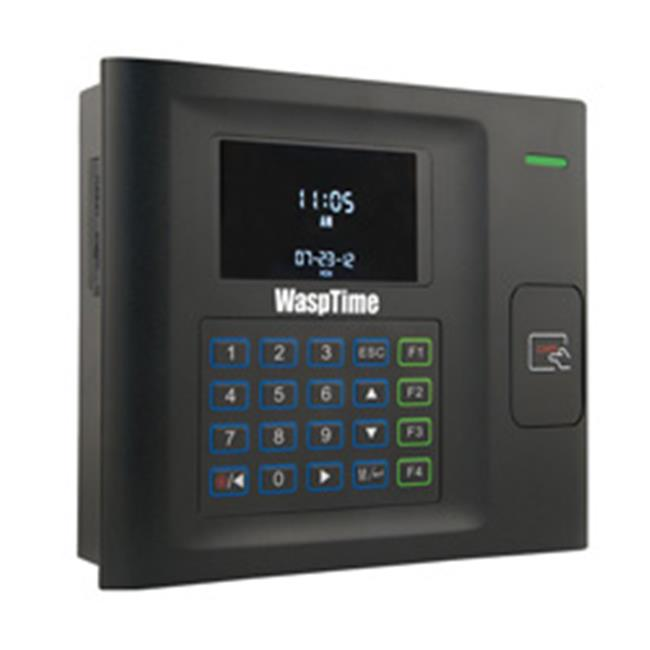 Wasp Tech 633808551414 RF200 RFID Time Clock