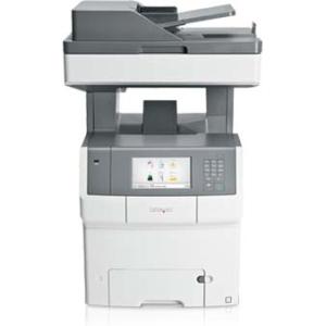 Lexmark X740 X746DE Laser Multifunction Printer - Color - Plain Paper Print - Desktop - Copier/Fax/Printer/Scanner - 3