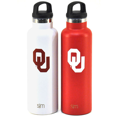 Simple Modern OU 20 oz. Vacuum Insulated Stainless Steel Bottles (Pack of 2)