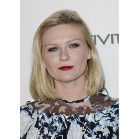 Kirsten Dunst At Arrivals For The Art Of Elysium Fourth Annual Black Tie Charity Gala Heaven Canvas Art     16 X 20