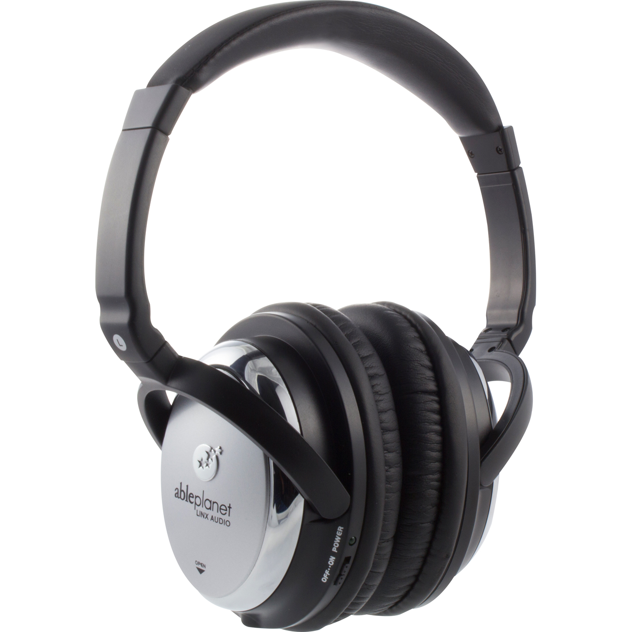 Image of Able Planet Sound Clarity Noise Canceling Headphones