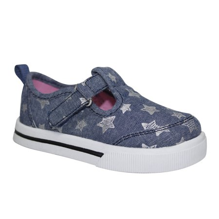 Baby Girls' Star Mary Jane Casual Shoe (Girls Party Shoes)