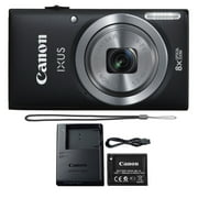 Best Camera Point And Shoots - Canon IXUS 185 20MP Point and Shoot Digital Review