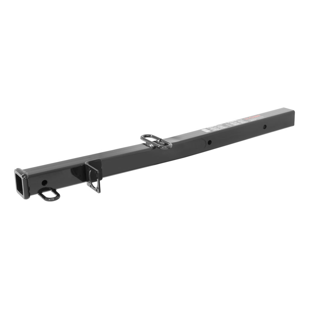 Curt Hitch 45048 Trailer Hitch Receiver Tube Adapter  Adapts From 2-1/2 Inch Receiver To 2 Inch; 34 Inch Length; 4500 Pound Gross Trailer Weight Capacity - image 2 of 2