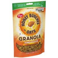 Post Honey Bunches Of Oats, Granola, Honey Roasted, 11 Oz