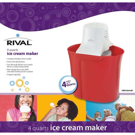 rival snow cone maker instructions
