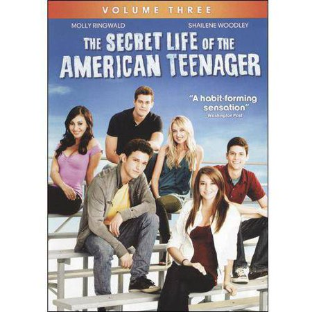 The Secret Life Of The American Teenager  Volume 3  Widescreen