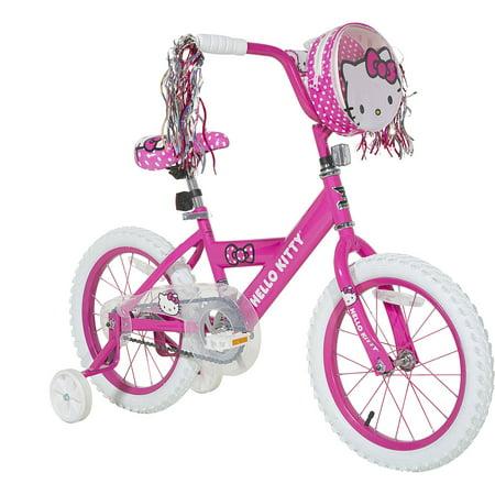 16 Dynacraft Girl S Hello Kitty Bike