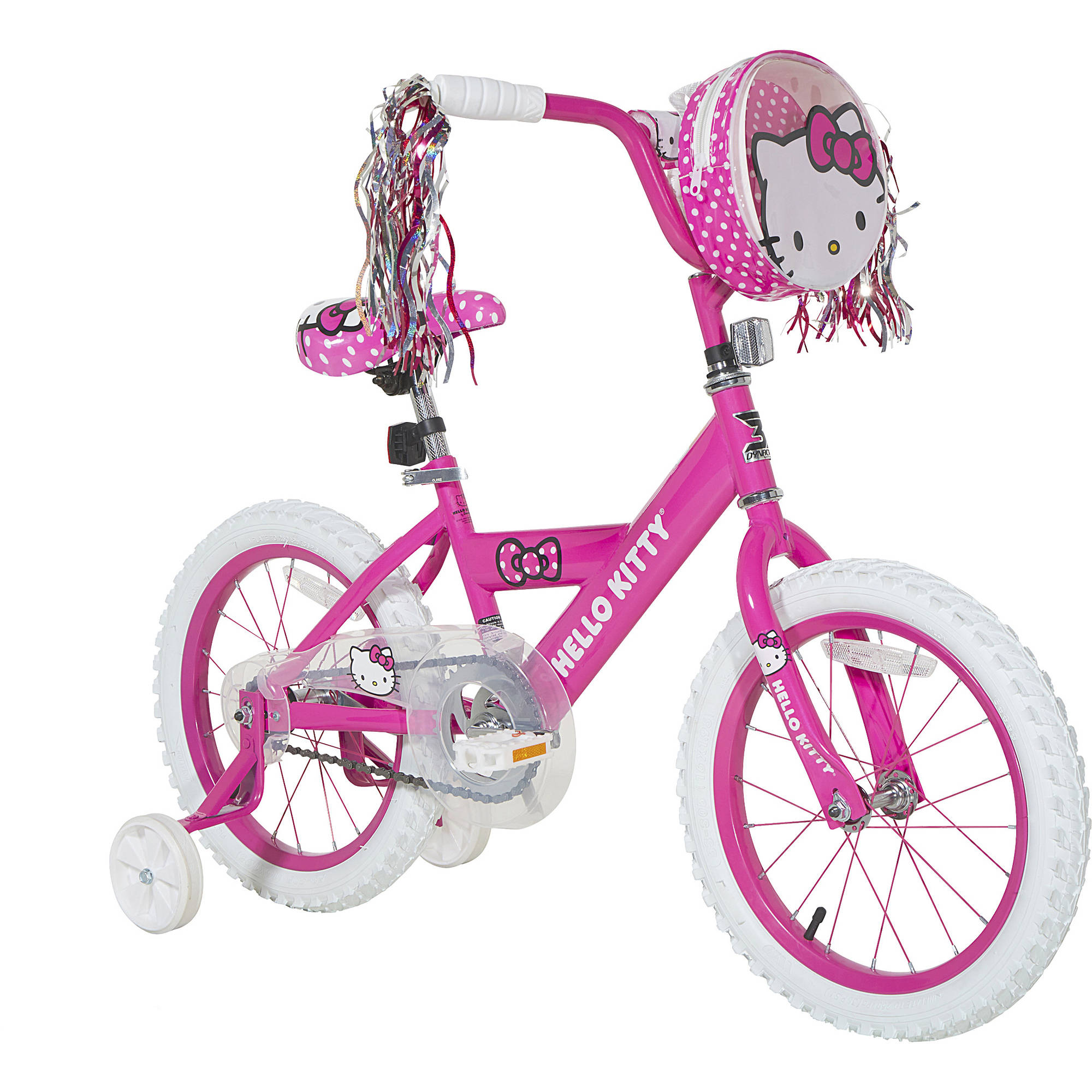 "16"" Dynacraft Girl's Hello Kitty Bike"