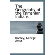 The Geography of the Tsimshian Indians