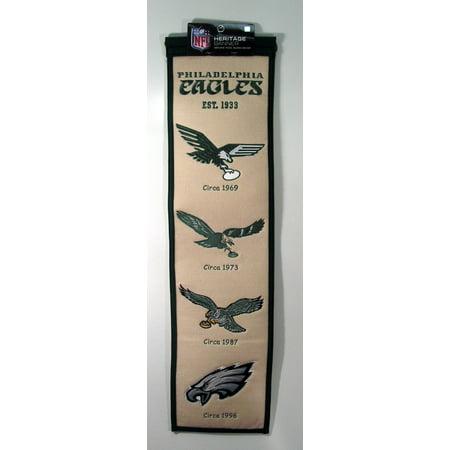 Philadelphia Eagles Heritage Banner (Philadelphia Eagles Garden)