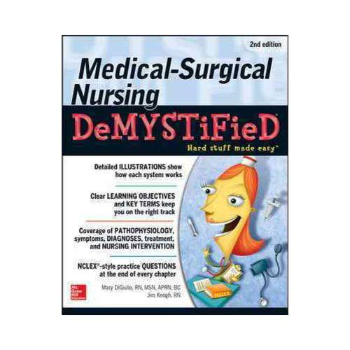 medical surgical nursing demystified pdf