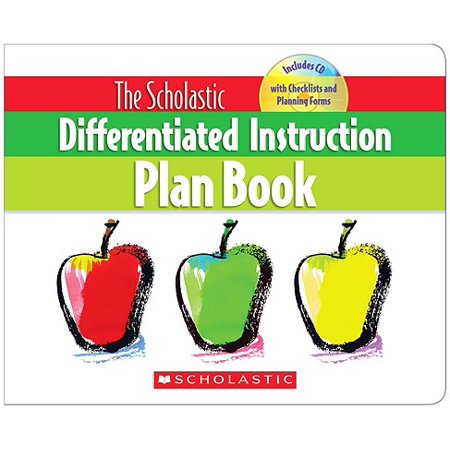 The Scholastic Differentiated Instruction Plan Book (Other)