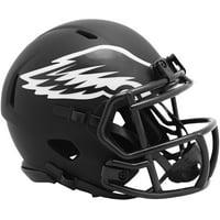 Riddell Philadelphia Eagles Eclipse Alternate Revolution Speed Mini Football Helmet