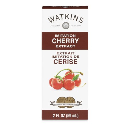 Watkins Imitation Cherry Extract  2 Fl Oz