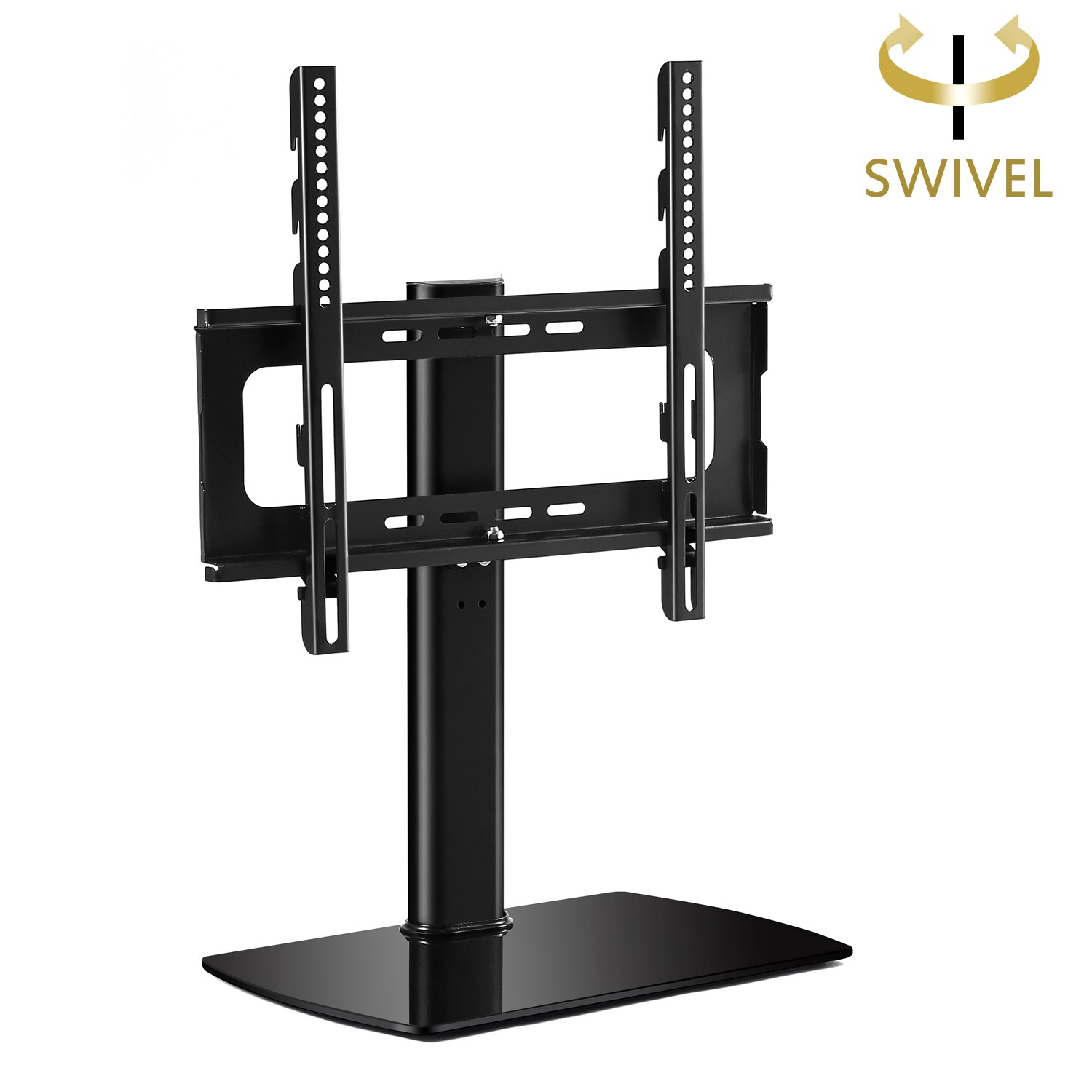 "RFIVER Universal Swivel Tabletop TV Stand with Mount for 32""-65"" LED,LCD and Plasma Flat Screen TVs with... by Rfiver"