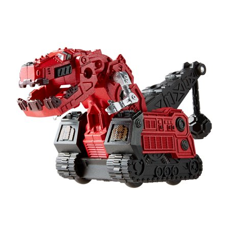Dinotrux Diecast Dinosaur Construction Character Vehicle Ty - 50 Diecast Vehicle