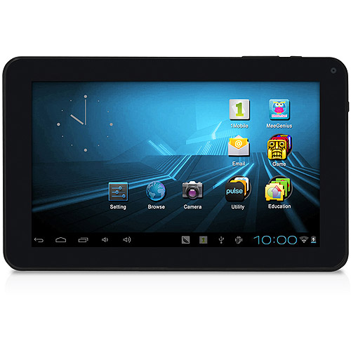"""D2 Pad with WiFi 9"""" Touchscreen Tablet PC Featuring Android 4.0 (Ice Cream Sandwich) Operating System, Black"""