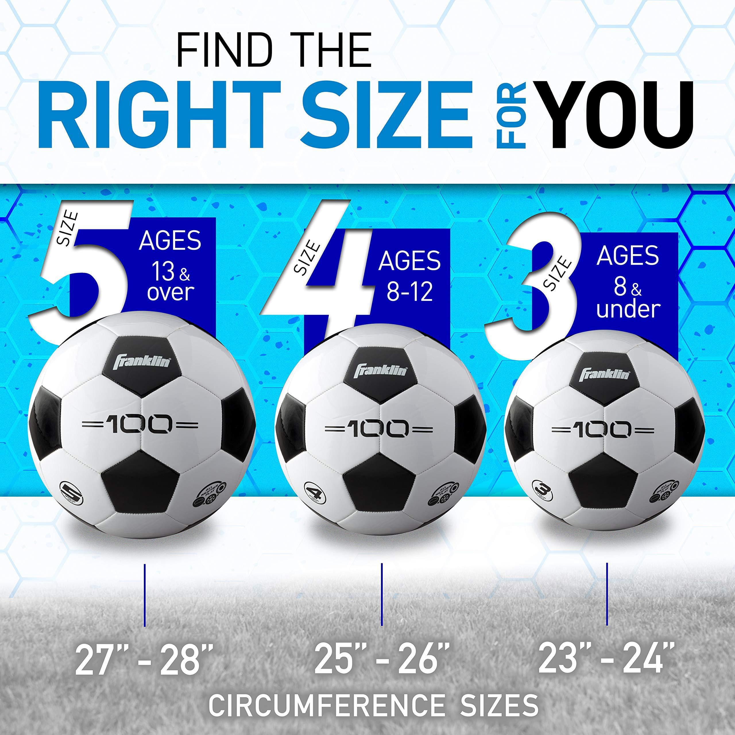 Pack of 12 Premium Digital Soccer Ball Size 5