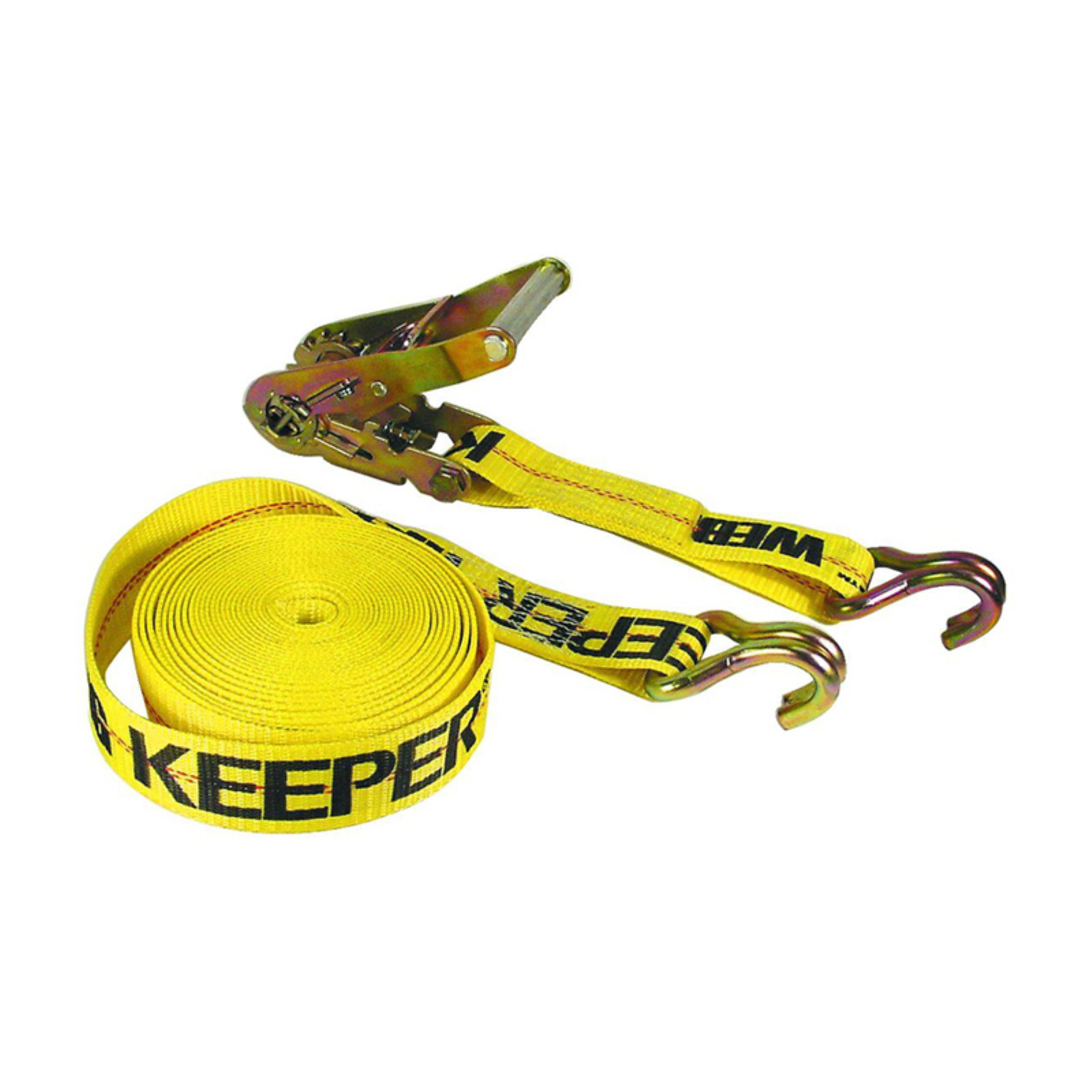 Keeper Corporation Double-J Ratchet Tie Down