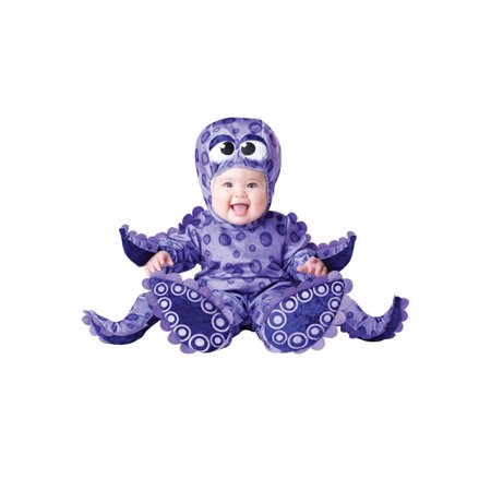 Squidward Tentacles Halloween Costume (Tiny Tentacles Infant/Toddler)