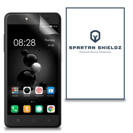 6X - Spartan Shield Premium HD Screen Protector For Coolpad Conjr - 6X - Spartan Shield Design