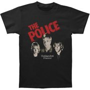 Police Men's  Next To You T-shirt Black