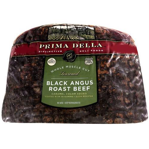 Prima Della Roast Angus Beef, Deli Sliced