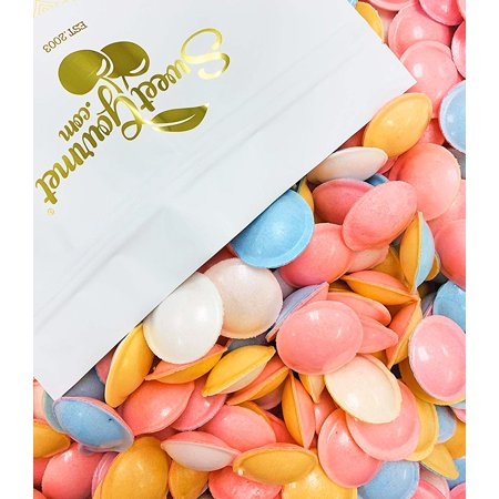 SweetGourmet Imported Satellite Wafers-Retro Candy 7oz bag (approx. 165pcs)](Retro Candy Store)